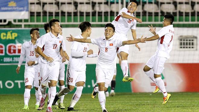 Giải U19 quốc tế 2018: Bóng đá trẻ Việt Nam tiếp tục tạo cảm hứng