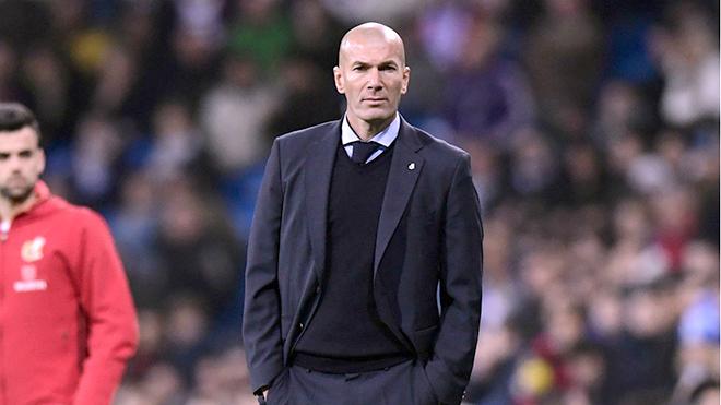 Ghế HLV của Real Madrid: Zidane vẫn đang im lặng