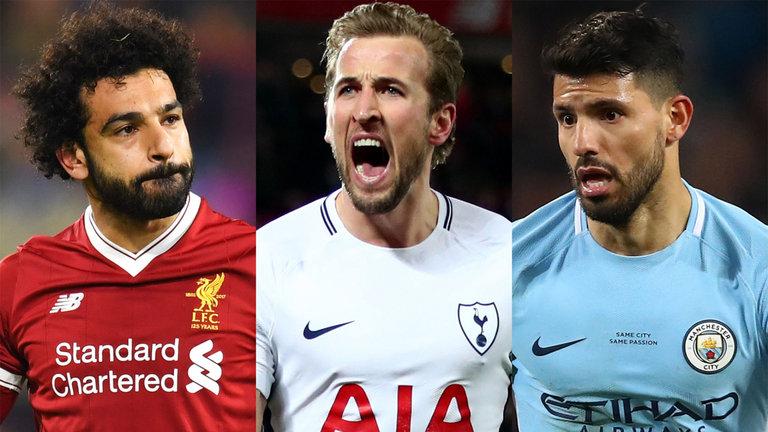 Cơ hội nào để Kane & Aguero đuổi kịp Salah?