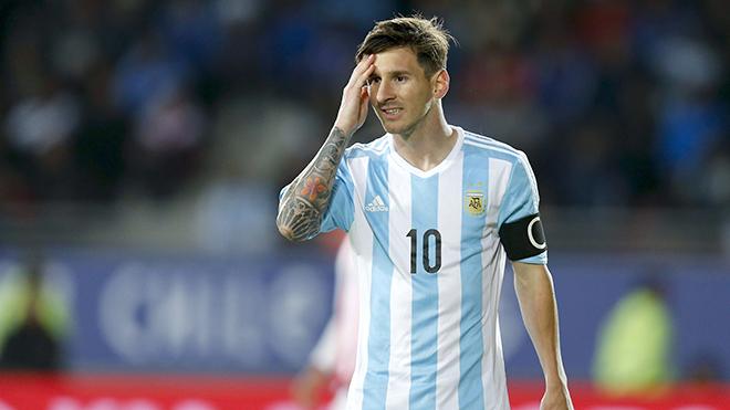 Thảm bại 1-6 trước TBN lại cho thấy Argentina khó thành công vì... Messi