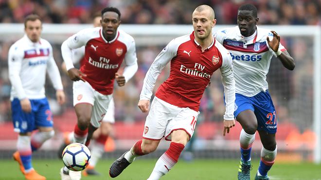 Wilshere không còn cửa ở lại Arsenal