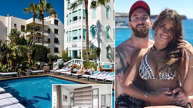 Messi làm ông chủ khách sạn: Đến Ronaldo cũng phải dè chừng