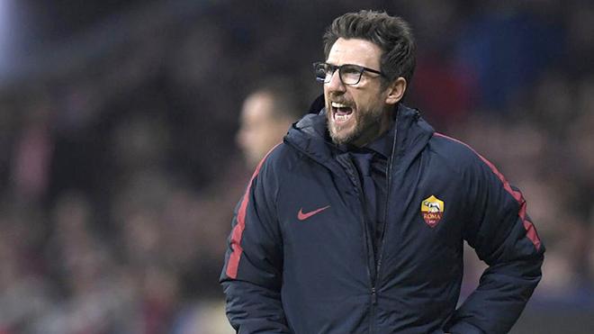 Với Di Francesco, Roma không còn ngán Barca