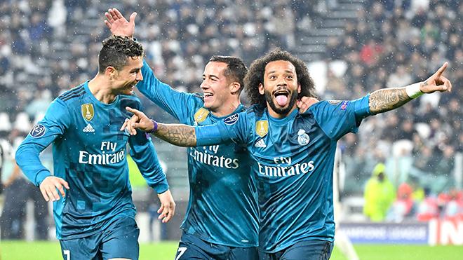 Real Madrid là số 1, Ronaldo vĩ đại, cả châu Âu lại khiếp sợ
