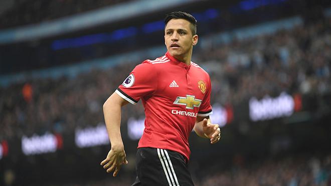 M.U: Alexis Sanchez thực sự đã trở lại, lợi hại như xưa