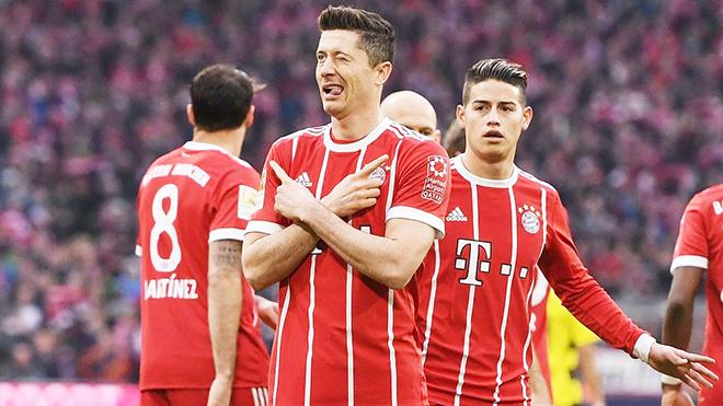 Bayern vô địch sớm, đối thủ có lo ngại?