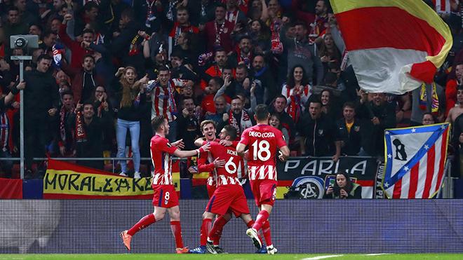 Cuộc đua vô địch Europa League: Đối thủ lớn nhất của Arsenal là Atletico