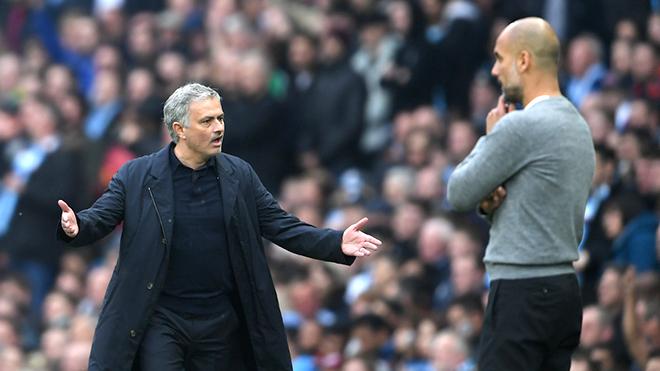 Mourinho vẫn mong được như Pep