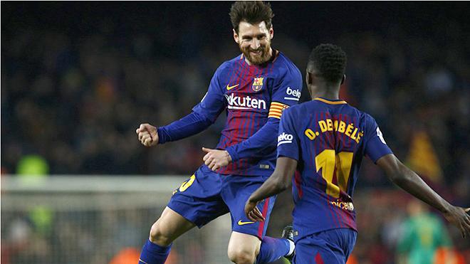 Barca vô địch với kỷ lục bất bại, tại sao không!