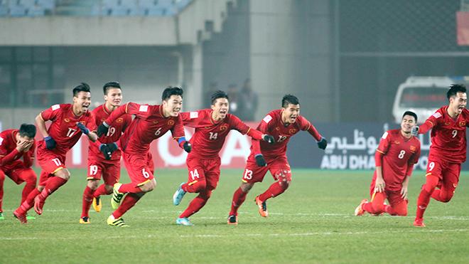 Phó Chủ tịch VFF Trần Quốc Tuấn: 'Bóng đá Việt Nam sẽ đạt được thành tích tốt trong năm 2018'