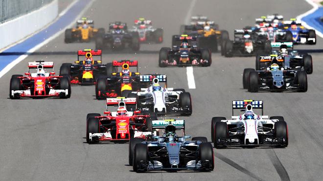 F1 có thể được tổ chức tại… Việt Nam
