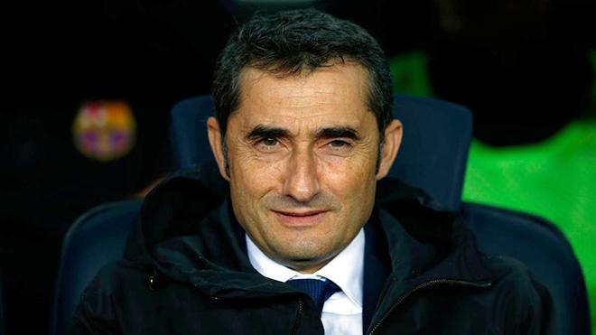 Valverde đang thành công ở Barcelona, nhưng ông đã 'phản' Johan Cruyff