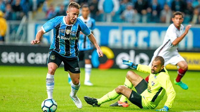 Arthur Melo: Tân binh của Barca mang sự tổng hợp giữa Xavi và Iniesta