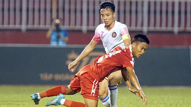 'Đoạn trường' bóng đá Sài thành