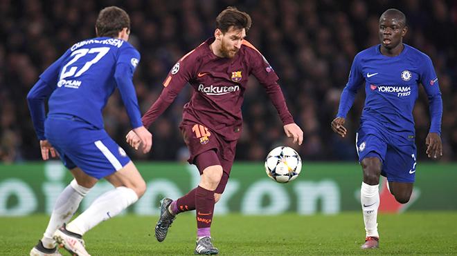 Barcelona – Chelsea (2h45, 15/3): Chia nửa định mệnh ở Camp Nou
