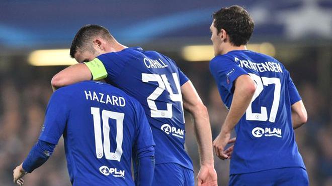 Muốn thắng Barca, Chelsea trông chờ vào Hazard & Christensen