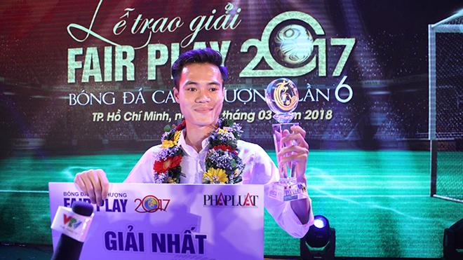 Bóng đá Việt Nam: Cái đẹp luôn tỏa sáng
