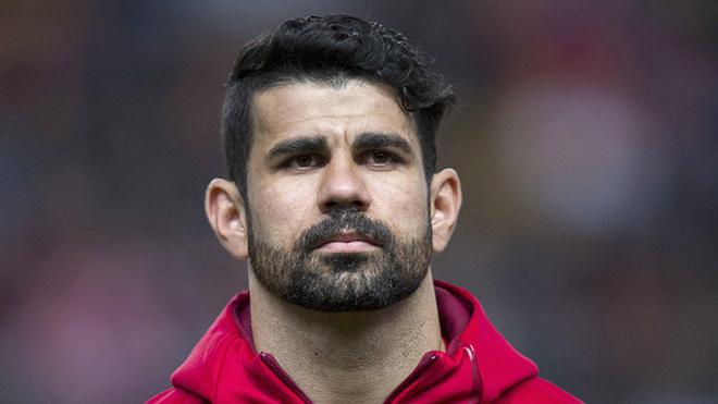 Diego Costa sẽ đánh bại Morata để làm 'số 9'