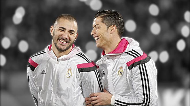 Vì Ronaldo, Real Madrid không thể bán Benzema