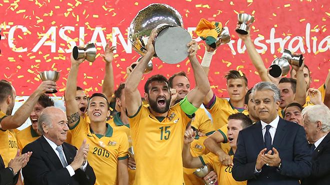 Đối thủ của đội tuyển Việt Nam: Australia không cam phận 'làm vua xứ mù'
