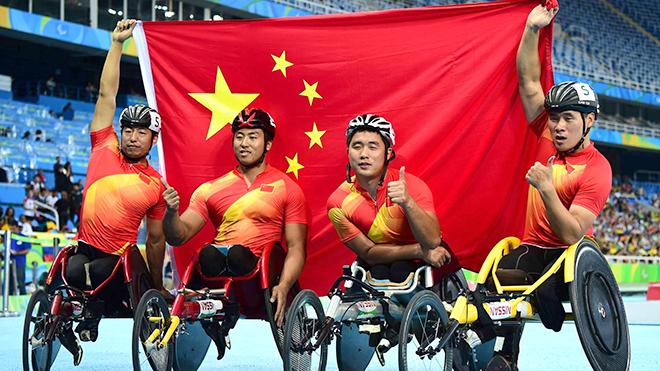 Hôm nay khai mạc Paralympic 2020: Trung Quốc liệu có tiếp tục thống trị?