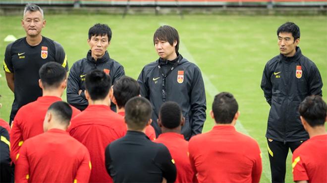 Trung Quốc và Australia dốc sức cho vòng loại World Cup 2022