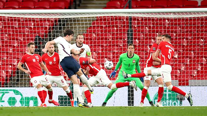 Vòng loại World Cup 2022: Anh củng cố ngôi đầu, Tây Ban Nha gặp khó