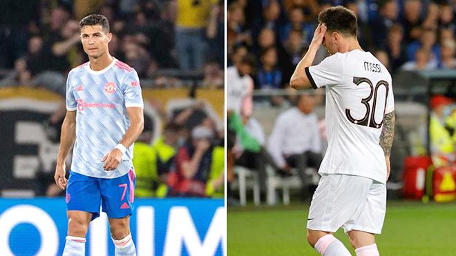 Tiêu điểm Cúp C1: Ronaldo và Messi... vẫn là chưa đủ!
