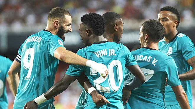 Real Madrid ngược dòng ngoạn mục: Sự mạo hiểm của Ancelotti