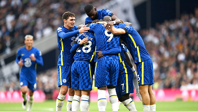 Premier League sau 5 vòng: Liverpool, Chelsea, MU cùng nhấn ga