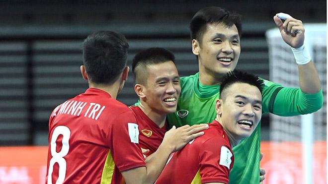 Soi kèo nhà cái Việt Nam vs Nga. VTV6 trực tiếp bóng đá futsal World Cup 2021 (21h30, 22/9)