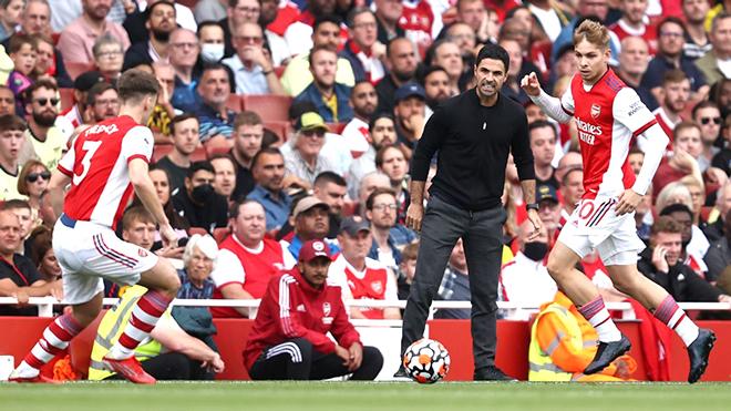 Arsenal: Cuối cùng, Arteta được giải thoát