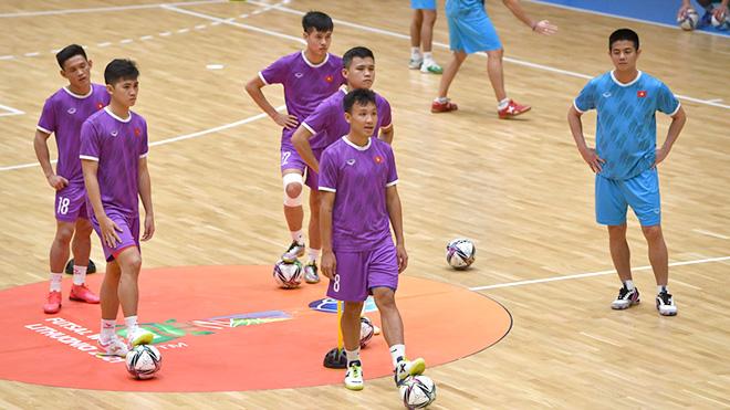 Futsal Việt Nam: Đông tay thì vỗ nên kêu