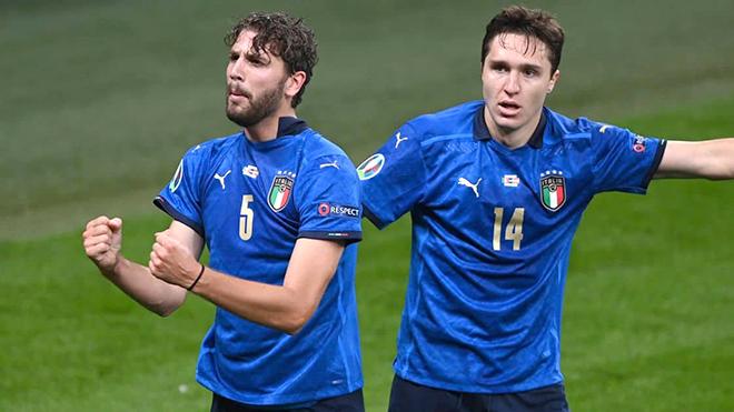 Juventus: Trông cả vào Chiesa và Locatelli