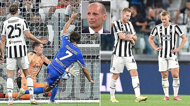 Juventus thua đội mới lên hạng: Không Ronaldo, Juve như rắn không đầu