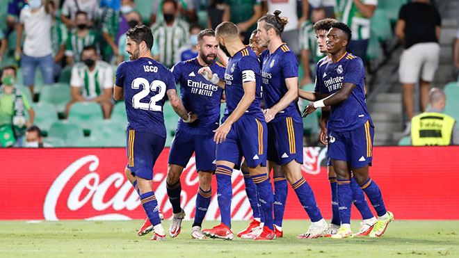 Real Madrid: Quá ít bàn thắng, quá ít bóng đá