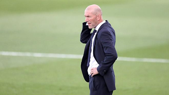 Real Madrid: Zidane trên đầu ngọn sóng