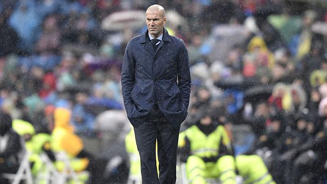 Chuyến tàu cuối đang chờ đón Zidane?