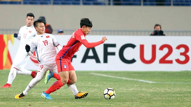 U23 Việt Nam và tuyệt phẩm của Quang Hải