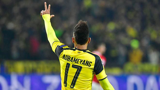 Mất Sanchez, Arsenal sẽ chi 'núi tiền' để mua bằng được Aubameyang