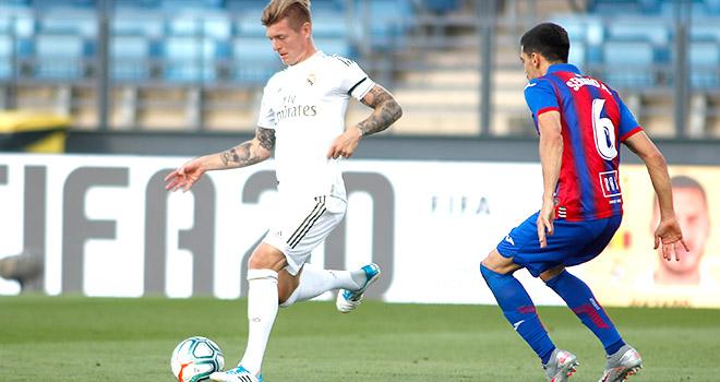 Trực tiếp bóng đá, Real Madrid vs Valencia: Toni Kroos là đại pháo mới của Zidane
