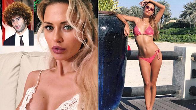 """""""Chiến công"""" của Fellaini: Cưa đổ người đẹp Playboy """"nóng"""" nhất nước Nga"""
