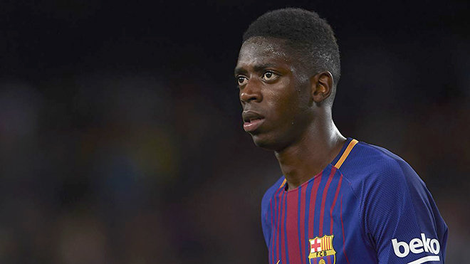 Coutinho chưa đá, Barca vẫn còn 'gánh nặng' từ Dembele