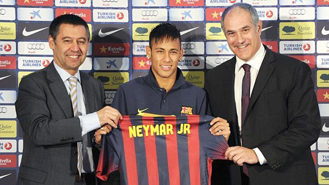 Barcelona lỗ vốn vì Neymar