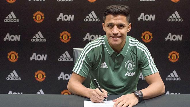 Sanchez đến M.U không chỉ vì tiền
