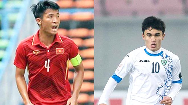 Điểm nóng của trận chung kết U23 Việt Nam - U23 Uzbekistan: Thử thách cho Tiến Dũng, Quang Hải