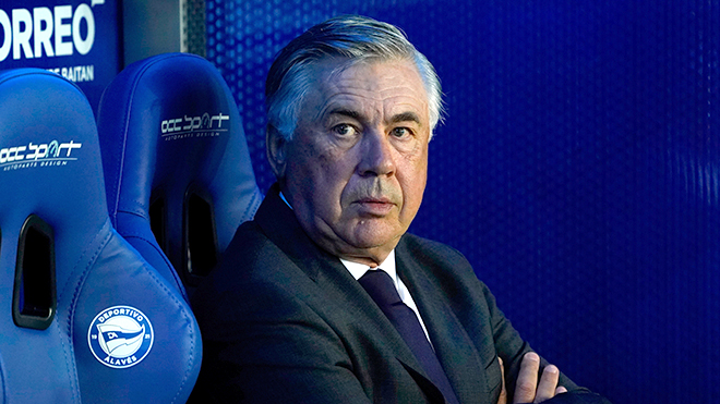 """Real Madrid tái sinh với """"công thức Ancelotti"""""""