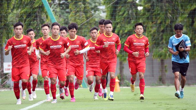 U22 Việt Nam bước vào quá trình 'luyện công'