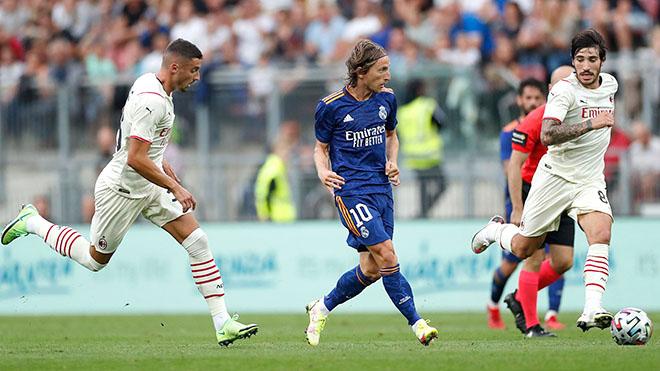 Real Madrid: Bàn thắng lại mất tích ở Madrid