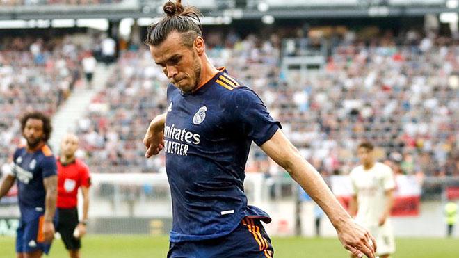 Real Madrid: Trở lại sân bóng đi, golf thủ Bale